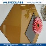 Construção personalizada vidro colorido de Segurança de Impressão Digital de vidro colorido preço de fábrica de vidro