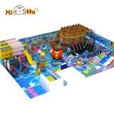 С удовлетворением развлечения для детей для использования внутри помещений игровая площадка для детей