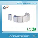Подгонянный магнит NdFeB дуги Китая оптовый