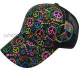 O camionista personalizado ostenta o chapéu, tampão novo da era do basebol do Snapback