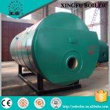 Caldeira de vapor despedida gás do petróleo/caldeira de vapor Diesel dos queimadores