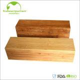 Eco-Friendly устранимый Biodegradable бамбук или деревянная коробка вина