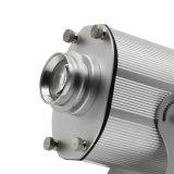 LED-Firmenzeichengobo-im Freiendrehen und statische Projektor-Lichter