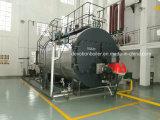 水平シェルのタイプ3つのパスの火管の蒸気ボイラ