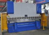 De hydraulische Machine Wc67y 125/2500 van de Rem van de Pers met Goedgekeurd Ce