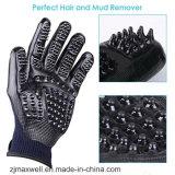 Guanti Labor del lavoro dei guanti dei guanti di Groming dell'animale domestico dei guanti di sicurezza