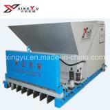 Производственные линии бумагоделательной машины средней стойки