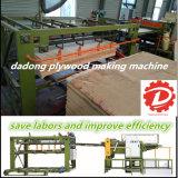Peeling de placage de bois de placage de base de ponçage de la machine Machine de raccordement