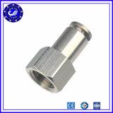 A Conexão de ar pneumática reta Acoplador Rápido as conexões de tubo de ligação