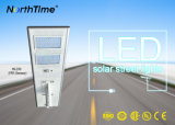 Batería de Litio de alto brillo LED Controlador MPPT Farolas Solares