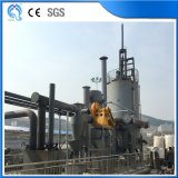 Los Residuos Municipales gasificador de biomasa de residuos industriales horno para Generador de caldera