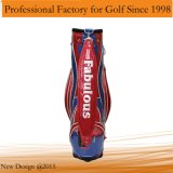 2015 Nouvelle conception PU Sac de golf