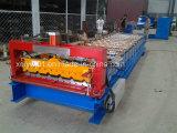 トップセラーの冷間圧延する自動台形壁パネル機械を形作る