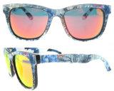 2016 de Gepolariseerde Glazen Jean Acetate Sunglasses van de Zon van het Ontwerp van Italië