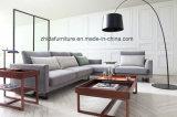 Salone L sofà del sofà Ms1501/Sectional del tessuto del sofà di figura