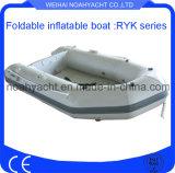 Reeks van Ryk van de Vloer van het Aluminium van de Boot van pvc Inflatabe de Vouwbare
