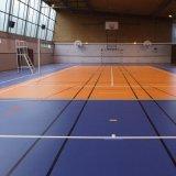 学校のための総合的なビニールのスポーツのフロアーリング