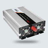 1000va Watt 12V/24V/48V DC에 Grid Pure Sine Wave Solar Power Inverter 떨어져 AC 110V/230V