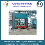 Madera que trabaja la prensa fría hidráulica de 50 toneladas para la fabricación de la madera contrachapada