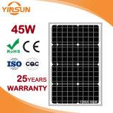Panneau solaire 45W pour système d'alimentation solaire
