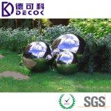 Bola hueco de la esfera del acero inoxidable de AISI 304 316 decorativos