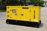Schalldichtes Genset 25kVA mit Keypower Alternater