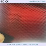 陶磁器ガラスが付いているクリスタルグラス