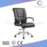 Фошань мебель исполнительного управления из натуральной кожи с металлическим основанием (CAS-EC1835)