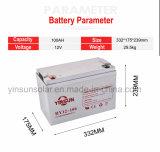 Yinsun 12V 100ah verzegelde de Zure UPS Batterij van het Lood