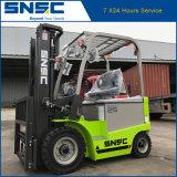Elektrischer Gabelstapler der Snsc Qualitäts2.5t mit 48V/630ah für Verkauf