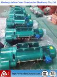 L'entrepôt a utilisé l'élévateur de levage électrique de câble métallique