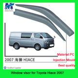 Het Vizier van de Deur van de Auto van toebehoren voor Toyota Hiace 2007