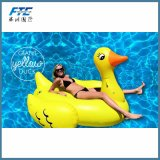 Qualitäts-aufblasbarer riesiger Ente-Pool-Gleitbetrieb für Wasser-Spiel