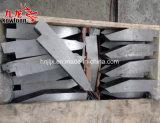 Los desechos de papel cartón de doble eje Shredder