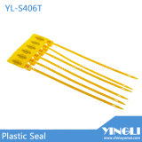 Barcode Printed (YL-S406)를 가진 높은 Duty Plastic Seals