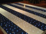 Bw LED Dance Floor iluminado del panel del baile del LED para la boda