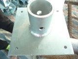 Embase pour l'échafaudage de vue d'étayage (extérieur)
