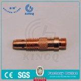 Las pinzas de soldadura TIG de cobre cuerpo Wp-17 de la serie 10n