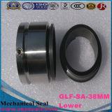 Glf-SA el sello mecánico industrial de la junta de la bomba de 38mm