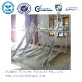 高品質OutdoorかIndoor Double Decker Bike Racks