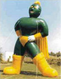 Hulk gonflables pour la publicité et d'ornement