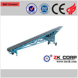 Industrial Useのための重いType Horizontal Belt Conveyor