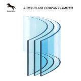 4mm-19mm Hartglas-und Raum-ausgeglichenes Glas und Dusche-Glas