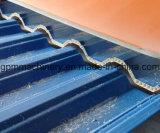 Ligne creuse en carton ondulé de PVC/de tuile extrusion