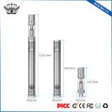 Penna di ceramica ricaricabile di Vape più calda del serbatoio di vetro della batteria 290mAh 0.5ml del vaporizzatore di torsione 510