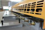 넓게 Harsle 평가된 상표: QC12y 시리즈 디지털 표시 장치 유압 그네 광속 Sheaing