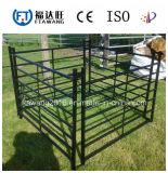 농장지 담 또는 직류 전기를 통한 가축 담 또는 말 사슴 양 담