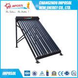 Bom coletor solar de tubo de calor do tubo de vácuo