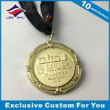 Médailles religieuses d'antiquité de médailles de récompense de sport de bâti d'émail