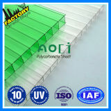16mm 1, 05mtrx2, poly feuille du carbonate 90mtr